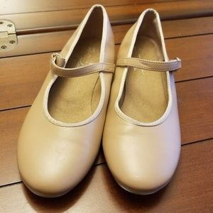American Ballet theatre nude tap shoes